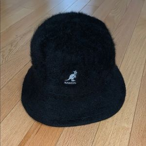 Kangol black hat